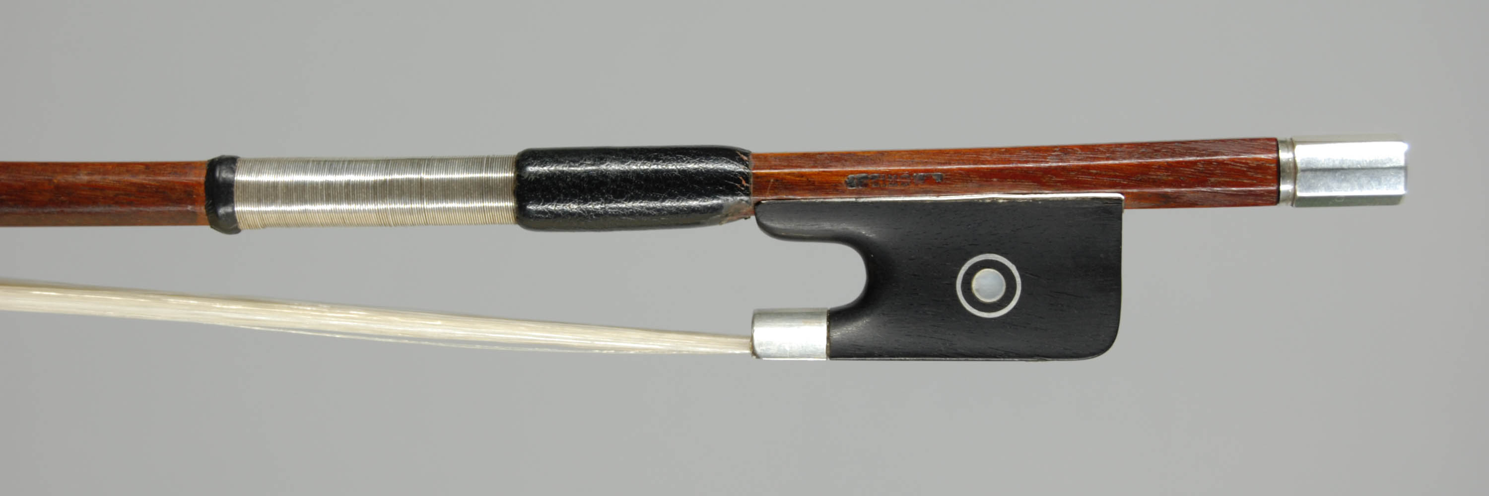 Mirecourt France  city pictures gallery : Violin Bow by Louis Morizot et ses Fils, Mirecourt, France