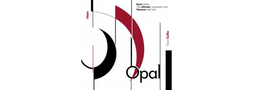 Opal-cello-strings